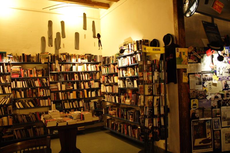 Librería Negra y Criminal (Barcelona)
